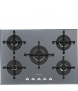 Płyta gazowa Smeg PV175S2 Srebrne lustro