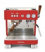 Ekspres do kawy ASCASO BABY T Plus - Czerwony
